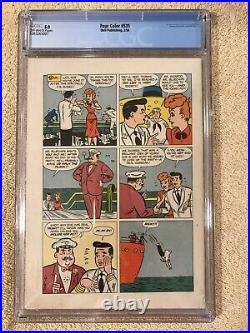 Four Color I Love Lucy #535 CGC 5.0