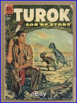 Four Color (Series 2) #596 1954 FR/GD 1.5