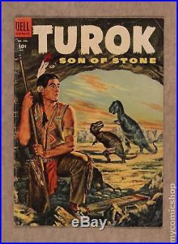 Four Color (Series 2) #596 1954 GD 2.0
