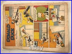 Four Color Walt Disney Donald Duck 178 Comic Book