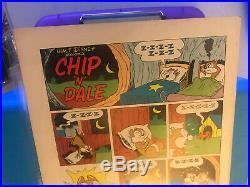 Golden Age CHIP n DALE #1, Four Color Comic #517, Walt Disney 1953 VF+ / NM