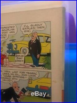 Golden Age Uncle Scrooge 1, Four Color 386, Walt Disney 1952, Carl Barks CLEAN