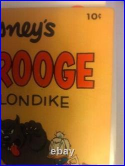 Golden Age Uncle Scrooge 2, Four Color #456, 1953 Walt Disney, Carl Barks, VF