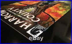 Harrow County #1 Four Color Grail Jeff Lemire Variant Cullen Bunn 4CG