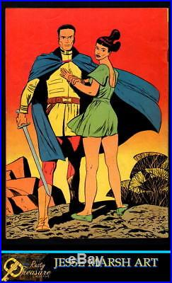 John Carter Of Mars, Four Color #437 Vf+ 8. Jesse Marsh Art! Dell Comics (1952)