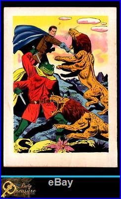 John Carter Of Mars, Four Color #488 Nm-9.2 Jesse Marsh Art! Dell Comics (1953)