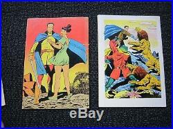 John Carter of Mars Four Color #375, #237, #488 1952 & up