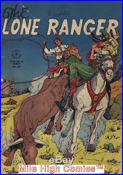 LONE RANGER (1945 Series) (FOUR COLOR) #1 FC #98 Good Comics Book