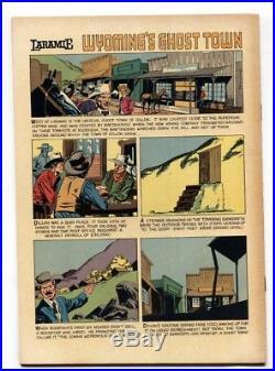 Laramie, Four Color Comics #1223 1961-Dell-TV photo cover-Robert Fuller-nm
