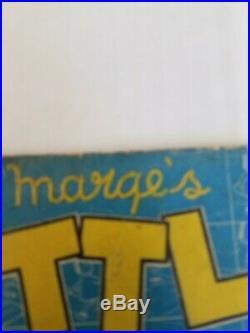 Marges Little Lulu Four Color #74 (#1) 1st App Golden Age Dell Comic 1945 GD