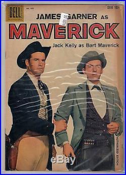 Maverick- Authorized Edition- Dell Four Color Comic- #945 (GER)