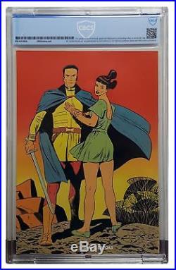 Paul S. Newman / Four Color #437 Edgar Rice Burroughs' John Carter of Mars