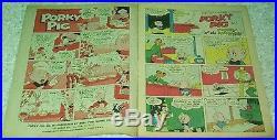 Porky Pig Four-Color 48, FN/VF (7.0) 1947 Carl Barks art