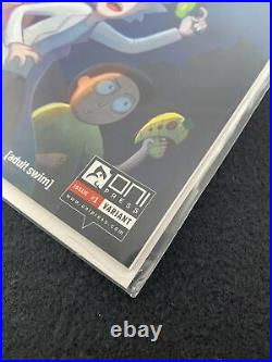 RICK AND MORTY #1 Four Color Grails 4CG 9.0 (NM-) Oni Press