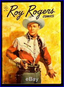 Roy Rogers Comics Four Color #160 Nm- 9.2 (1947)