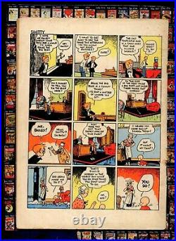 Smitty 4 / FOUR COLOR COMIC #6-DELL 1938 scarce early issue