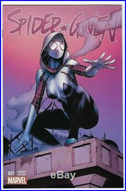 Spider-Gwen # 1 Four Color Grails Variant Cover NM/MT Marvel Rare HTF