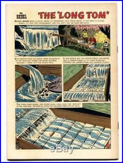 The Rebel-Johnny Yuma-Four Color Comics #1262 1961-Dell-Nick Adams cover-vf+