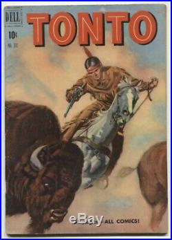 Tonto- Four Color Comics #312 1950- 1st issue -VG+