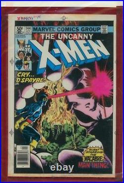 Uncanny X-Men 144 Four Color Cover Separation