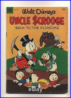 Uncle Scrooge Four Color 456 #2 (G+) Dell Comics 1953 Carl Barks Disney c#05903