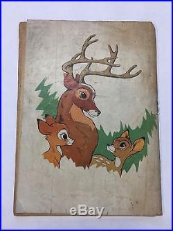 Walt Disney's Bambi's Children 1943 No. 30 Four Color Comic Book
